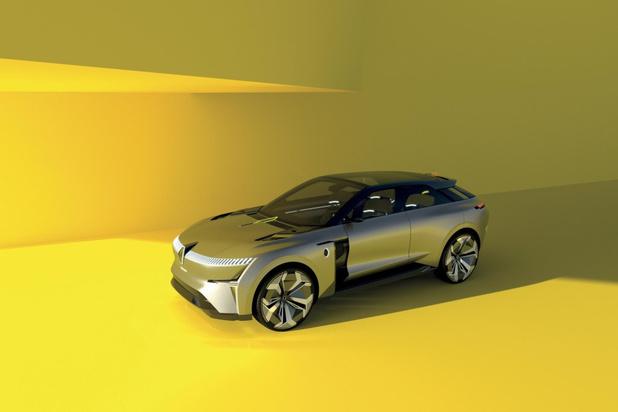 Renault onthult Morphoz Concept