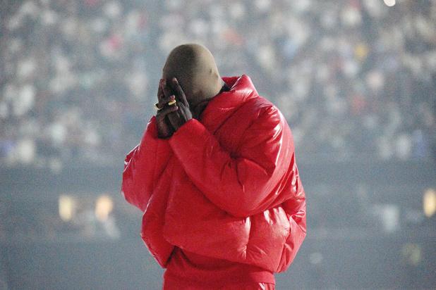 'Kanye West zou een voorbeeld kunnen nemen aan Simone Biles'