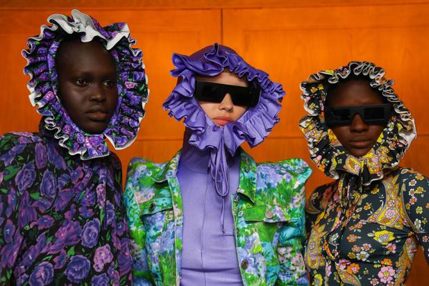 Dit onthouden we van London Fashion Week: van een oproep tot meer duurzaamheid tot stralend jong talent
