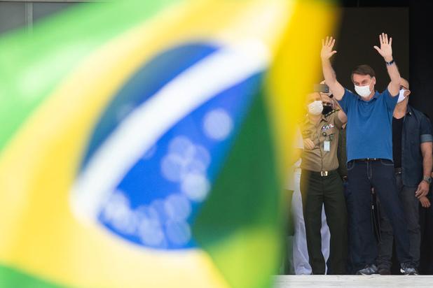 Le Brésil connaît l'une des pires épidémies de coronavirus au monde, surtout pour les jeunes