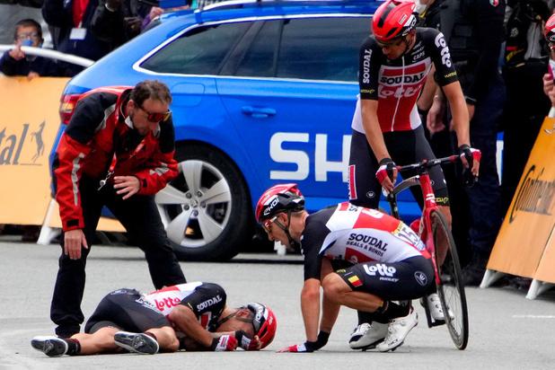 Tour de France: Ewan et Haig abandonnent, Roglic et Sagan poursuivront