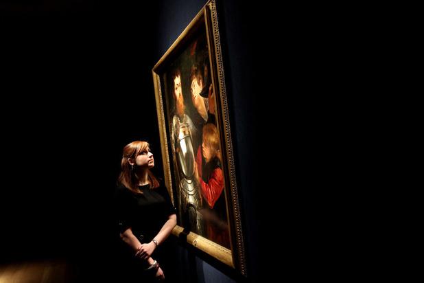 Interactieve expo brengt Vlaamse meesters tot leven