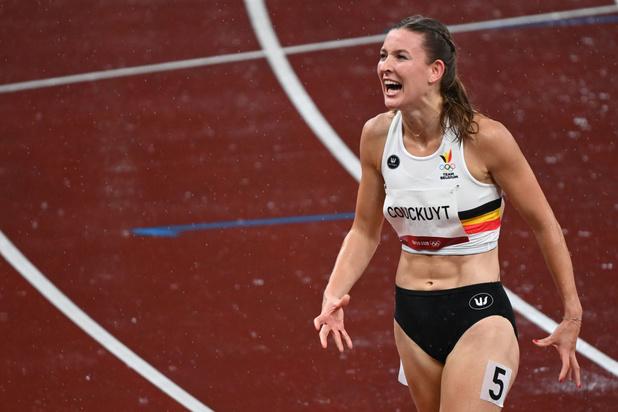 Paulien Couckuyt bat le record de Belgique du 400 m haies mais rate la finale pour 22 centièmes !