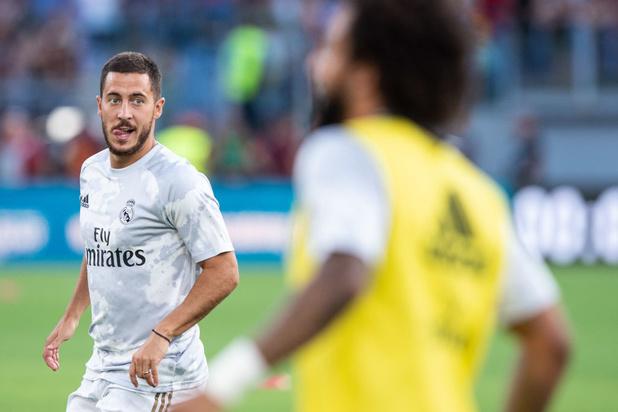 Découvrez la nouvelle maison d'Eden Hazard à Madrid: une villa à 11 millions (photos)
