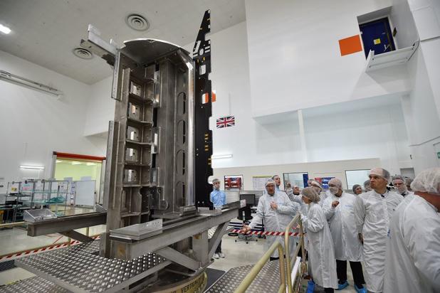 L'Europe lance un satellite révolutionnaire dans l'espace
