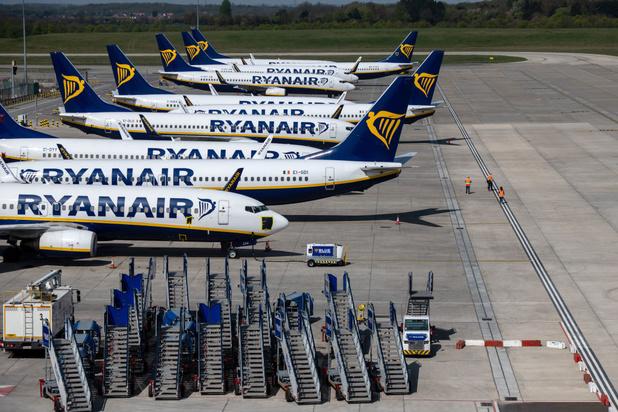 Ryanair optimistisch ondanks fors verlies (video)