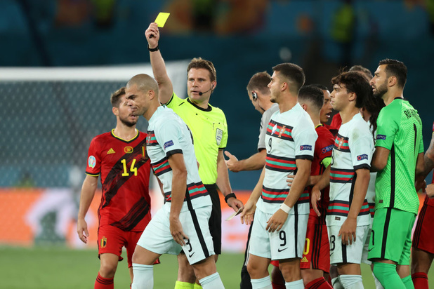 EURO 2021: Moins de fautes sifflées durant la phase de groupe qu'en 2016