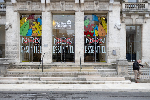 Editie 2021 van stripfestival Angoulême geannuleerd