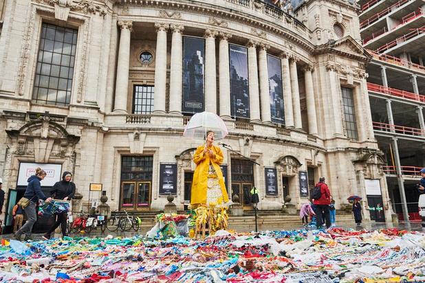 Nieuwjaarsbrief plasticvechter Caroline Coenen: 'Hoop niet dat een ander het wel zal oplossen'