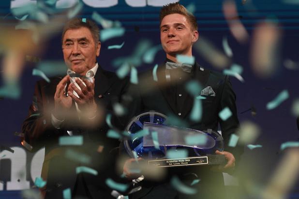 Eddy Merckx qualifie le Mondial des Belges de flop, mais croit aux chances d'Evenepoel en Lombardie