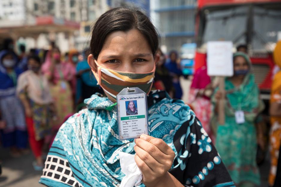 7 jaar na Rana Plaza: 'Hoog tijd om scheve machtsverhoudingen in de mode aan te pakken'