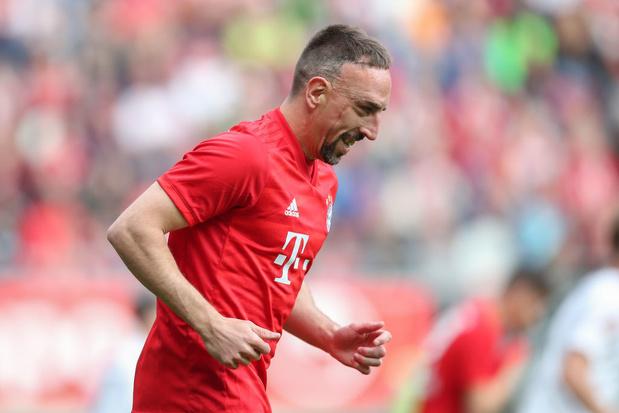 Officiel: Ribéry se relance à la Fiorentina