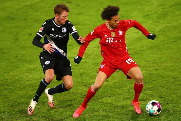 Les débuts de rêve de Michel Vlap face au Bayern