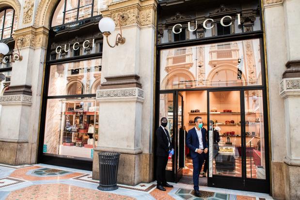 Een digitaal koopje: Gucci lanceert sneakers voor 13 euro