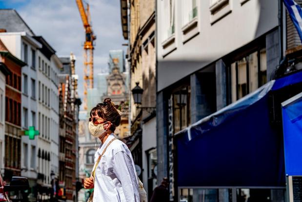 Belgische mode voelt het virus: 'Van een gezond bedrijf in code oranje beland'