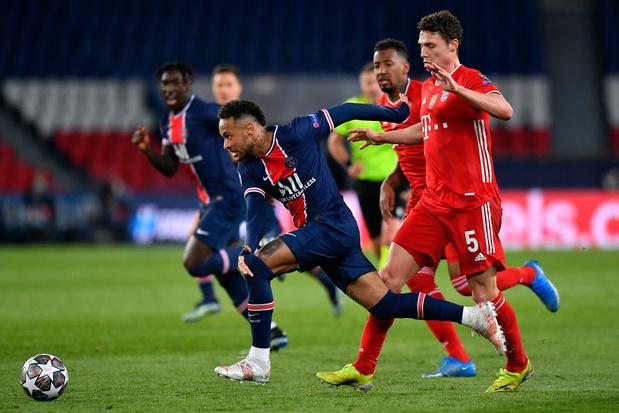 Le PSG résiste et sort le Bayern, Chelsea perd mais passe