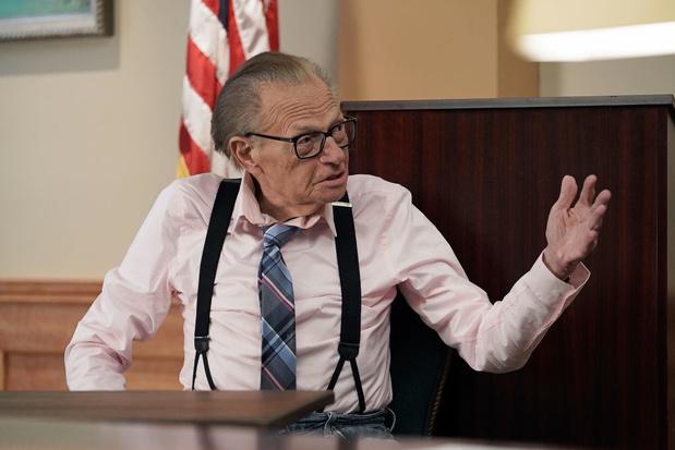 Amerikaanse tv-presentator Larry King op 87-jarige leeftijd overleden