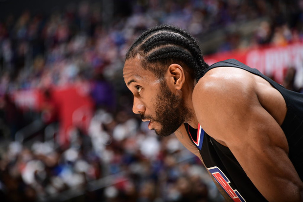 Kawhi Leonard prolonge son bail avec les Los Angeles Clippers