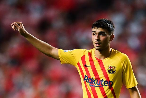 Une clause de départ à un milliard: Pedri prolonge au Barça jusqu'en 2026