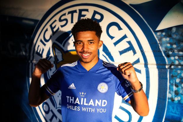 Leicester City recrute le jeune Français Wesley Fofana (Saint-Etienne)