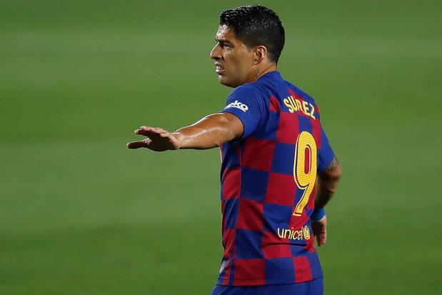 Ronald Koeman a annoncé à Luis Suarez qu'il pouvait quitter Barcelone