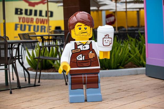 L'ouverture d'un Legoland Discovery Center à Bruxelles ne remet pas en cause le projet Legoland carolo