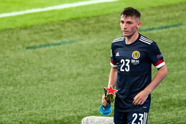 EURO 2021: Gilmour positif au Covid-19 loupera le match contre la Croatie