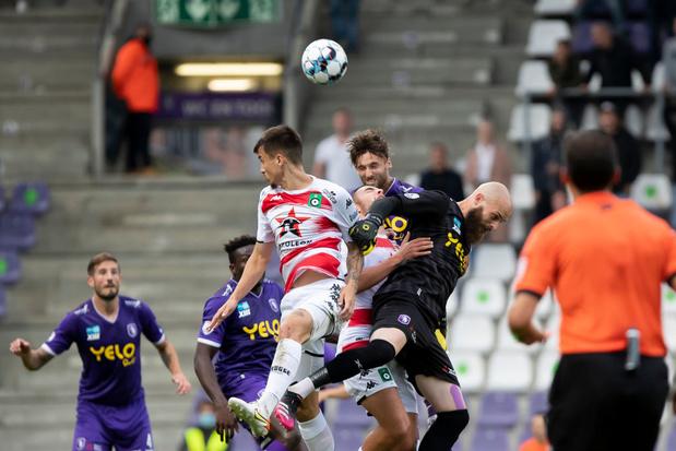 Pro League: Le Cercle conserve son but d'avance et s'impose au Beerschot (0-1)