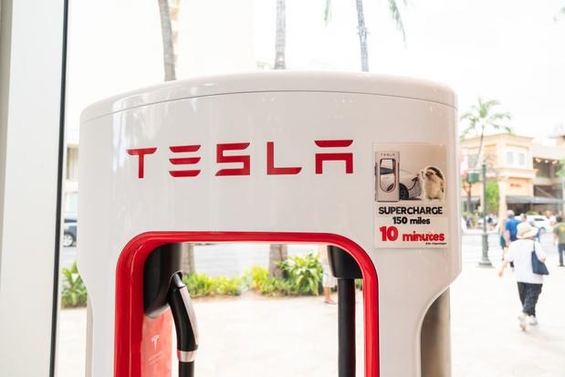 Tesla ressent une forte concurrence sur le marché chinois