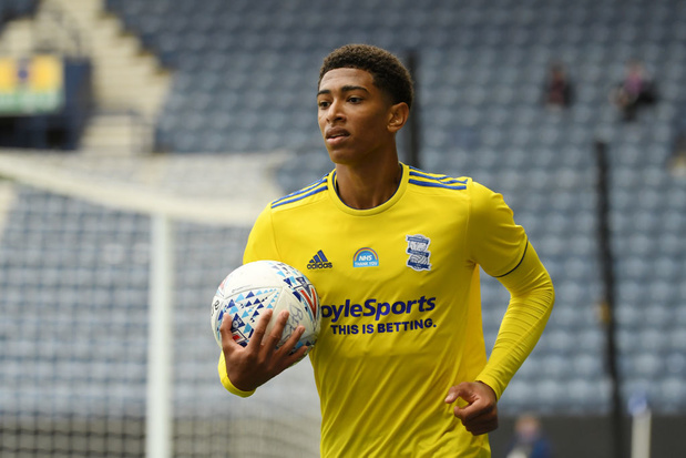 Dortmund recrute le jeune Jude Bellingham