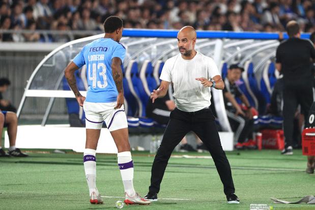 Un attaquant de Manchester City débarque à Anderlecht