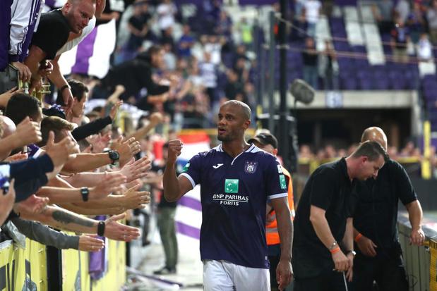 Retour des supporters dans les stades belges: qu'est-il envisagé?