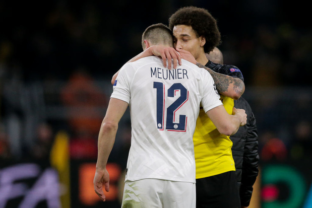 Thomas Meunier se rapprocherait du Borussia Dortmund