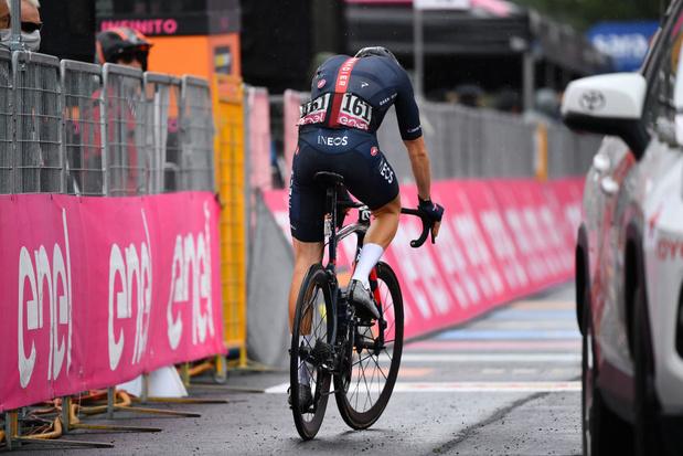 Giro: Geraint Thomas abandonne