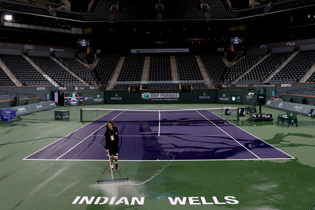Coronavirus: le tournoi d'Indian Wells annulé