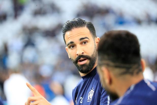 """L'OM se sépare d'Adil Rami pour """"faute grave"""""""