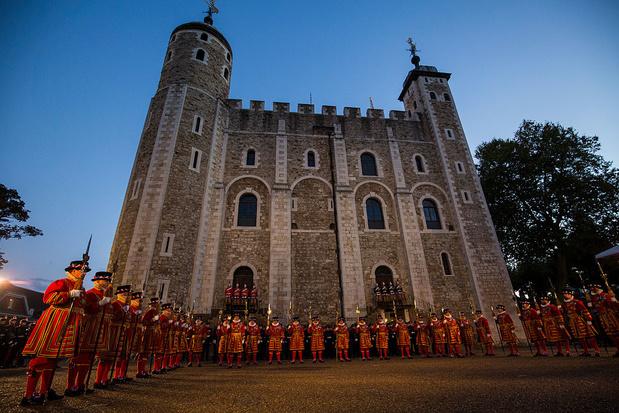 """La Tour de Londres va devoir se séparer de certains """"Beefeaters"""" à cause de la pandémie"""