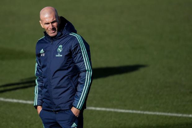 """Zinedine Zidane : """"Je ne vais pas être entraîneur pendant 20 ans"""""""