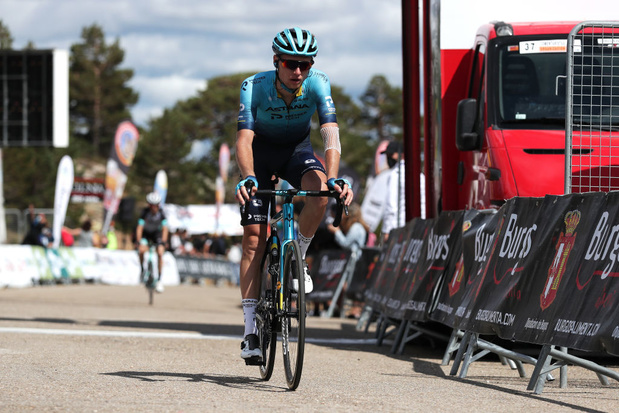 Vlasov, quatrième du dernier Giro, s'engage chez Bora-Hansgrohe