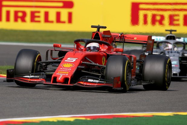 Le Grand Prix de Spa-Francorchamps se tiendra le 30 août à huis clos