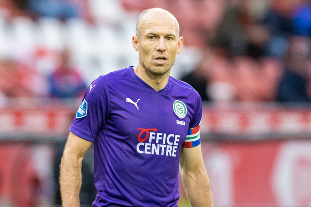 Arjen Robben range les crampons (et cette fois, pour de bon)