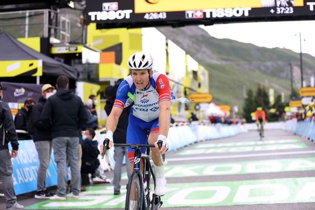 Tour de France: Sept coureurs, dont Arnaud Démare, hors délais