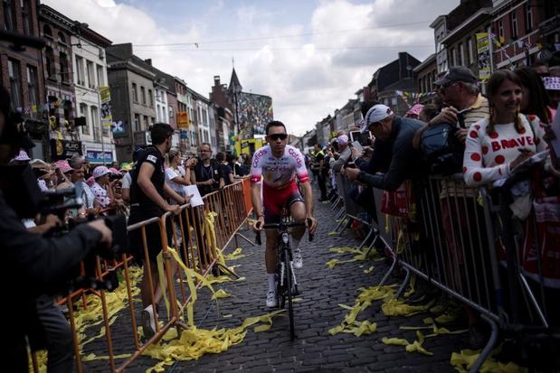 Tour de France 2022: Binche sera la ville de départ de la 6e étape (Découvrez tout le parcours)