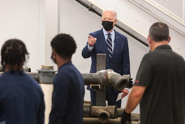 Biden annonce un objectif de 50% de voitures zéro émission vendues aux Etats-Unis en 2030