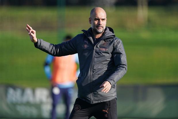 Pep Guardiola prolonge à Manchester City jusqu'en 2023