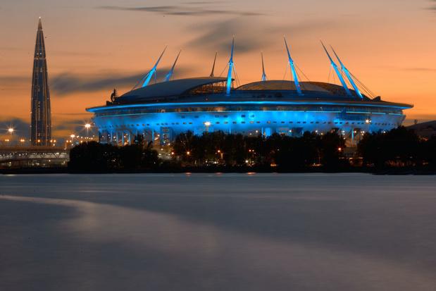 EURO 2021: Malgré la flambée de covid, Saint-Pétersbourg accueillera bien son quart de finale