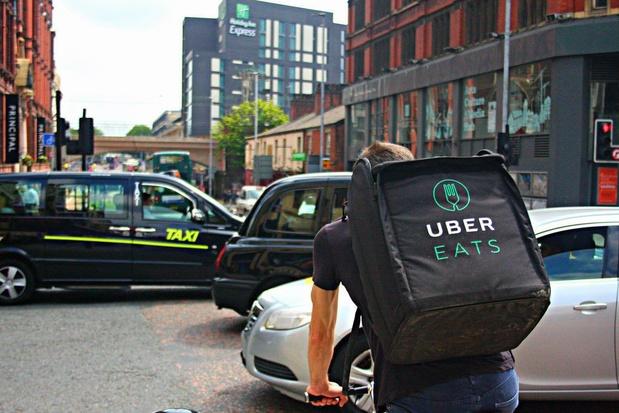 Voortaan ook restaurants met eigen koeriers op Uber Eats