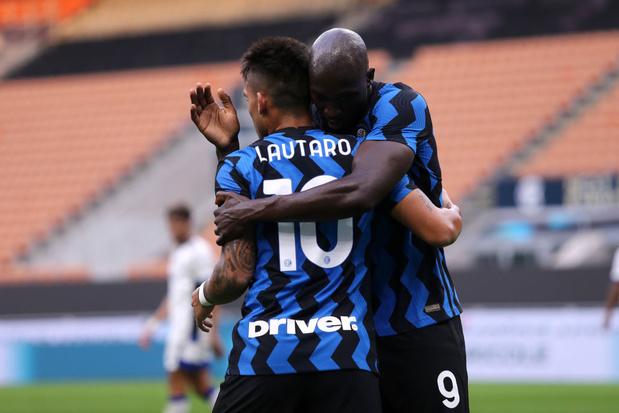 Inter et AC Milan, comme ils ont changé!