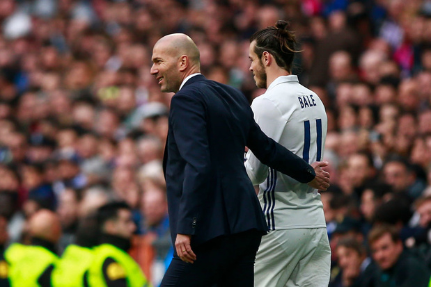"""Zidane: """"Je compte sur Bale"""""""