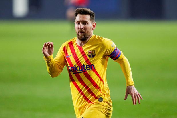 Messi va-t-il jouer son dernier match européen avec le Barça?